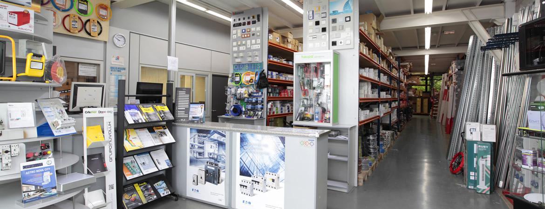 Igarlek es un almacén mayorista de material eléctrico